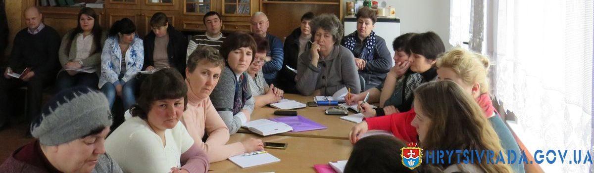 Відбулася нарада директорів і відповідальних за харчування закладів загальної середньої та дошкільної освіти