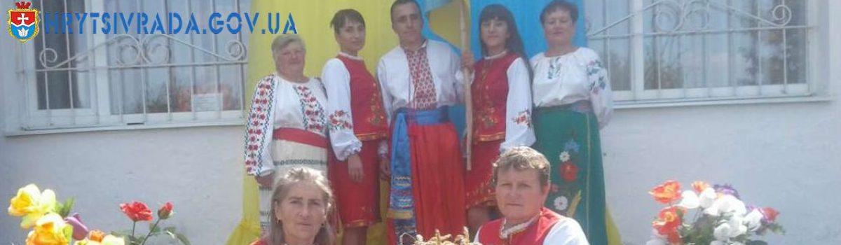Грицівська ОТГ відсвяткувала День Державного прапора та День незалежності України