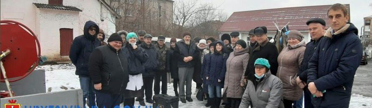 Відбулася нарада – навчання щодо недопущення грипу птиці на території Шепетівського району