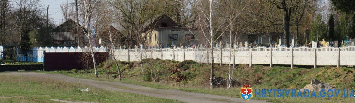 У зв'язку з епідеміологічною ситуацією кладовища закрили для відвідування в поминальні дні
