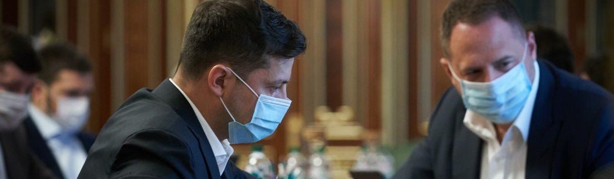 Легковажність щодо засобів захисту від коронавірусу несе великі загрози – Президент
