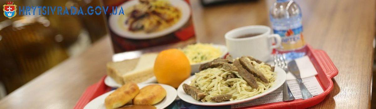 Шкільне харчування має бути безпечним та здоровим, особливо під час карантину