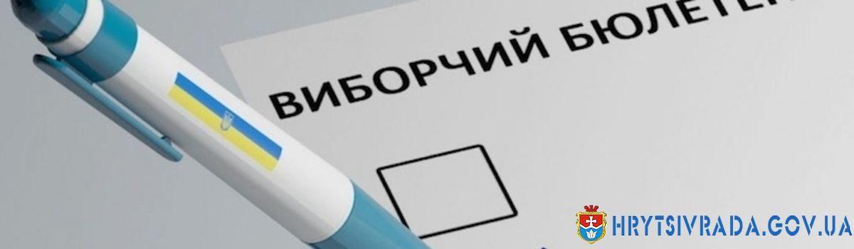 Список зареєстрованих кандидатів у  депутати до Грицівської селищної ради