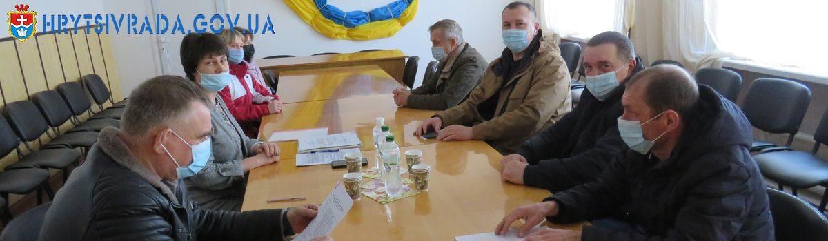 Відбувся конкурс на заміщення посади директора комунального підприємства «Аква» Грицівської селищної ради