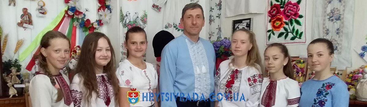 В Грицівській територіальній громаді відзначили День вишиванки