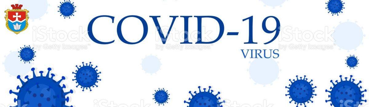 Оперативна інформація про поширення та профілактику COVID-19