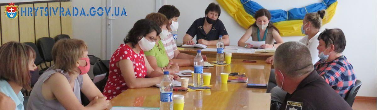 Засідання Малої координаційної ради