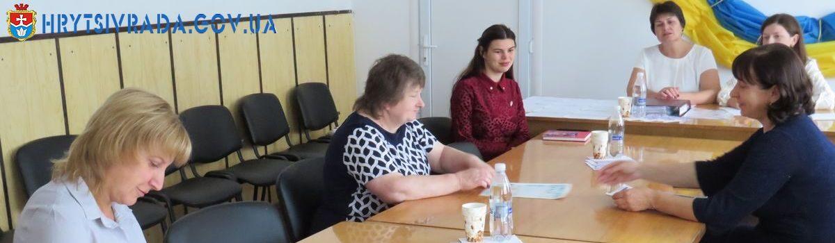 Відбувся конкурс на заміщення вакантної посади начальника відділу організації надання адміністративних послуг Грицівської селищної ради