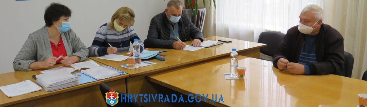 Відбувся конкурс на заміщення вакантної посади начальника Служби у справах дітей Грицівської селищної ради